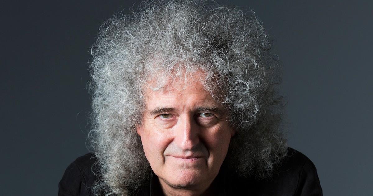 Imagem para Aprender guitarra com Brian May