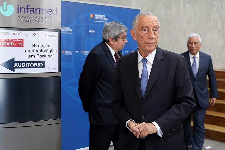 """Imagem para Marcelo: """"Maio ser um mês de transição não significa correr riscos contraditórios"""""""