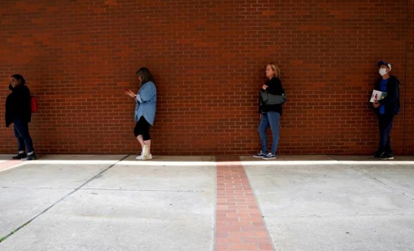 Imagem para EUA registam mais 4,42 milhões de desempregados na última semana