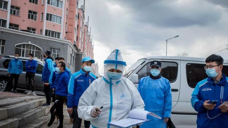 Imagem para Harbin, cidade chinesa com 10 milhões de habitantes, é o novo foco de covid-19